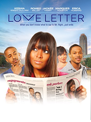 The Love Letter - Letters Title