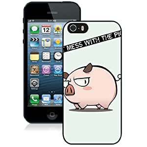 Popular iPhone 5 5S Cover Case ,Funny Xperia Z Wallpapers HD 141 Black iPhone 5 5S Phone Case Fashion And Unique Design Cover Case