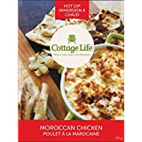 Orange Crate Food Company Cottage Life Hot Dip Moroccan Chicken, 85 Grams