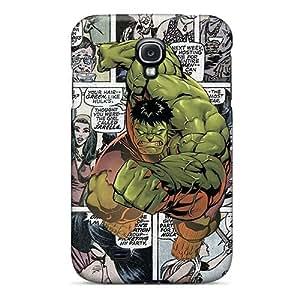 Brand New S4 Defender Case For Galaxy (hulk Comics)