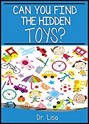 Can You Find the Hidden Toys? (Can You Find Books Book 8)