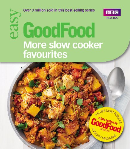 Good Food: More Slow Cooker Favourites: Triple-tested recipes (Turkey Food Good Christmas Bbc)