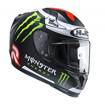 HJC – Casco Moto – HJC Rpha 10 Plus Lorenzo Replica 3 Mate (III Monster