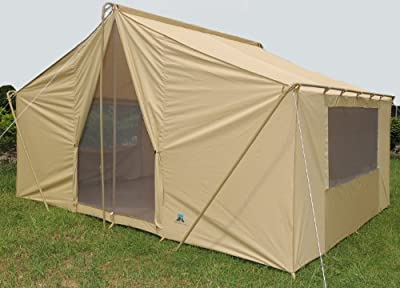 Canvas Tent 10x14 Tan