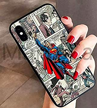 coque iphone xr superman