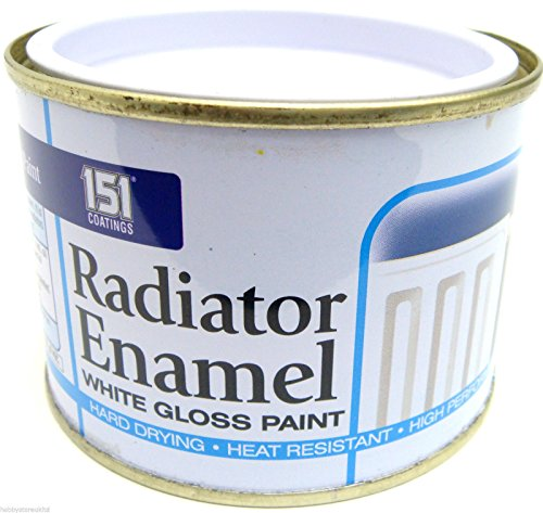 Radiator Enamel Paint Radiator Paint White Gloss Paint Radiater Paint Quick Dry (Paint For Radiator compare prices)