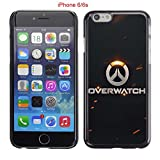 download ebook iphone 6 case, iphone 6s cases, overwatch 38 drop protection never fade anti slip scratchproof black hard plastic case pdf epub