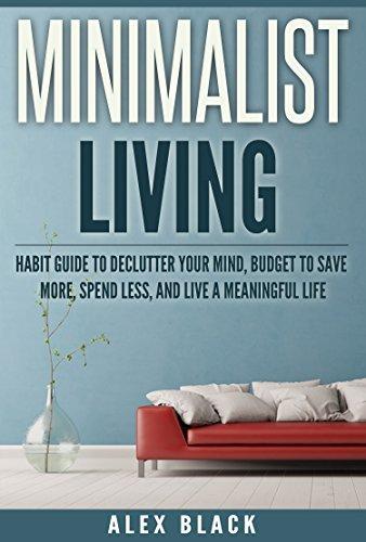 Declutter minimalist life