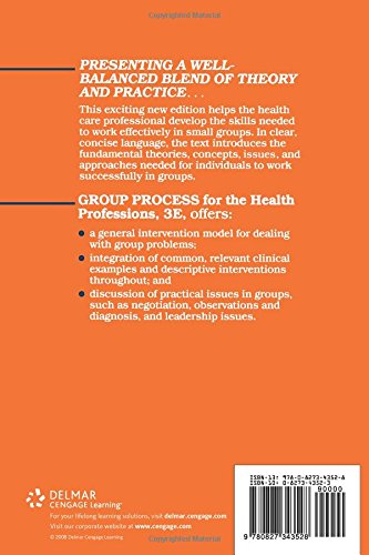 Group Process for Health Professions