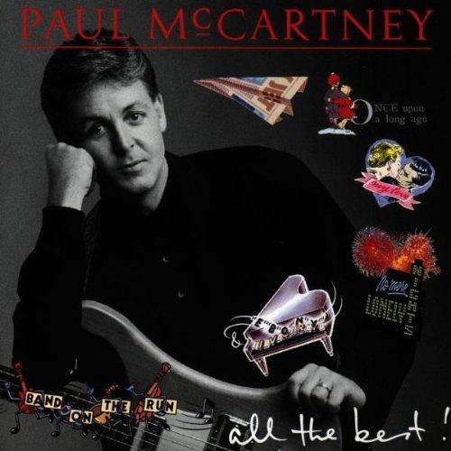 All The Best ! By Paul McCartney (1987-11-02) (Paul Mccartney Best Of)