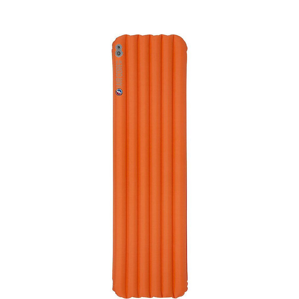 Big Agnes Insulated Air Core Ultra Sleeping Pad B01AYPQNP6 One Size|オレンジ オレンジ One Size