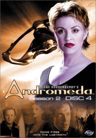 Andromeda Season 2 Volume 4 (Episode 208-209)