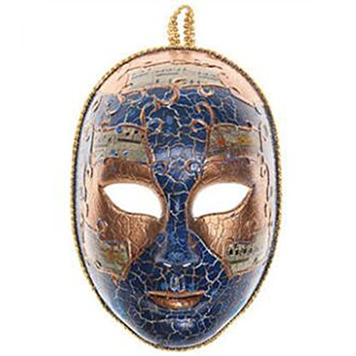 PANDA SUPERSTORE Halloween Costume Mask Halloween Mask Masquerade Props Venice Palace Mask