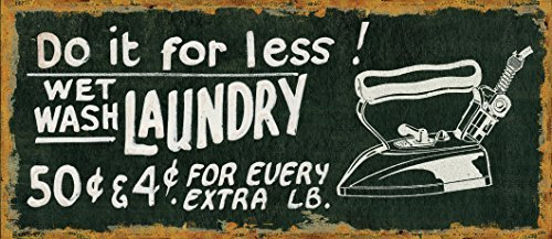 Bungalow Flooring 20728082252 Premium Comfort Vintage Laundry Runner by Pela Studio