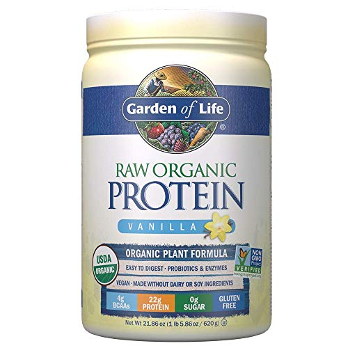Top 10 Garden Of Life Raw Organic Protein Poweder