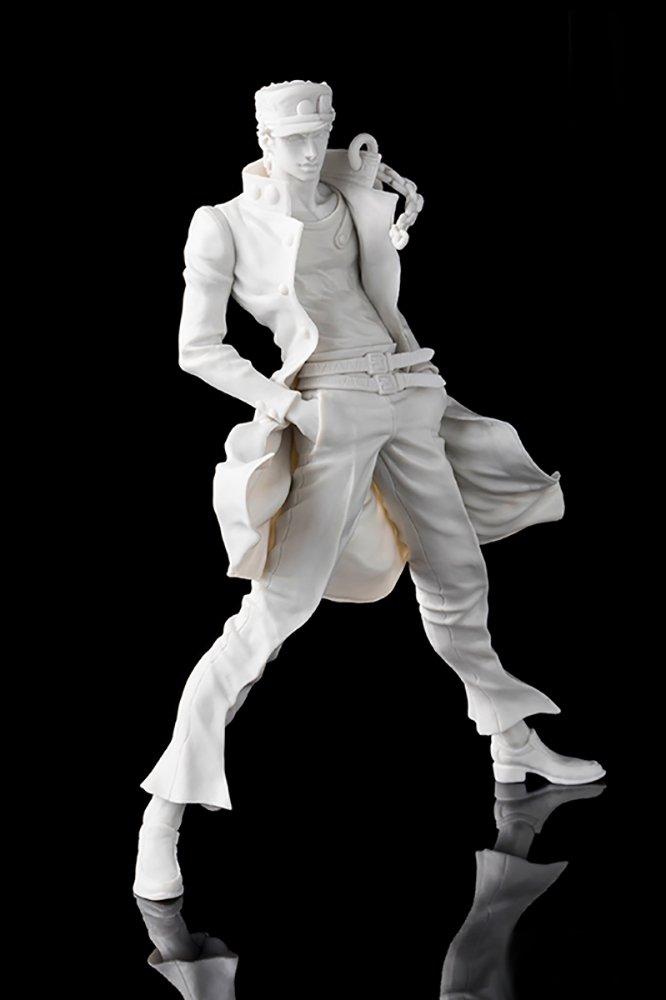 Banpresto Jojos Bizarre Adventure Stardust Crusaders Jojos Figure Gallery 6 Diamond Records Jotaro Kujo Action Figure Plaster color