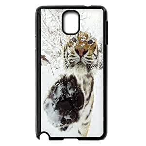 JenneySt Phone CaseAnimal Tiger For Samsung Galaxy NOTE4 Case Cover -CASE-19
