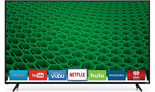 "vizio d70-d3 d-series 70"" class full array led smart tv (black) (certified refurbished)"
