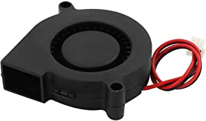 uxcell DC 5V 52mm x 51mm x 15mm DC Brushless Turbo Blower Cooler Cooling Fan