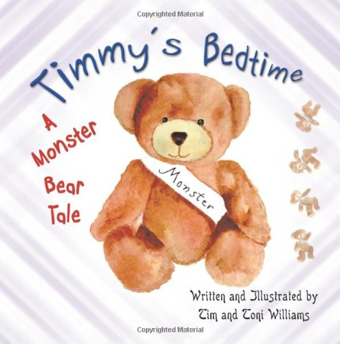 Download Timmy's Bedtime: A Monster Bear Tale pdf