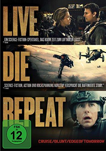 Edge of Tomorrow - Live.Die.Repeat