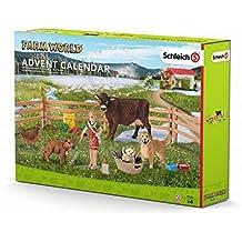 Schleich North America Farm Life Advent 2016 Calendar