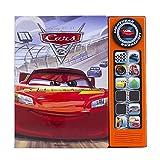 Cars 3 Custom Frame Soundbook Lightning McQueen 9781503715226