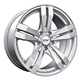 DAI Alloys Target Wheels (Painted/Silver), 15*6.5, 5/100, ET 38mm