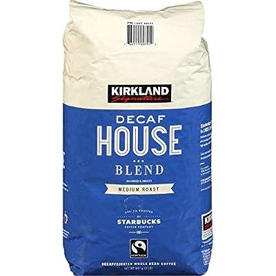 Kirkland Signature Decaf House Blend Coffee 2 lb.