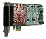Digium 1A4B02F 4 Port 0-Fxs & 4-Fxo Pci-E Card