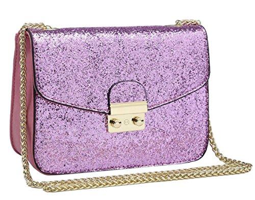 Pink Glitter Girly Glitter Bag HandBags Bag HandBags Girly Pink Shoulder Pink Shoulder Glitter Girly HandBags Bag Shoulder Bwda1CqB