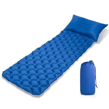 Amazon.com: Xunan Colchón hinchable para dormir de camping y ...