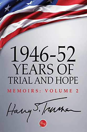 1946-52: Years of Trial and Hope cover