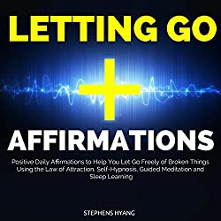Letting Go Affirmations