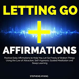 Letting Go Affirmations Audiobook
