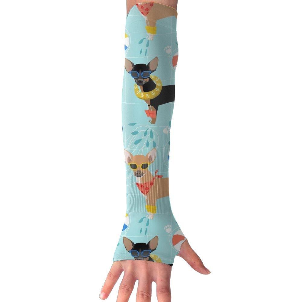 Amazon.com: Chihuahua - Mangas de brazo flotantes para ...