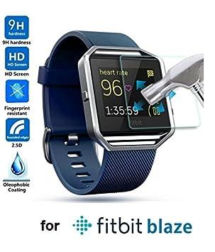iPresha Protector de pantalla de cristal templado para Smartwatch ...