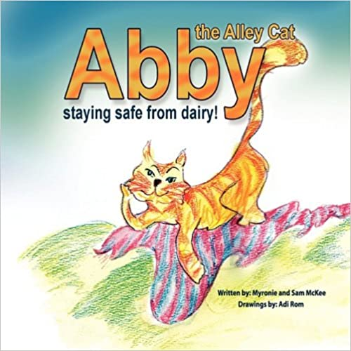 Abby the Alley Cat - Staying Safe from Dairy
