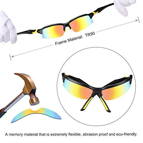 38fa374ceab HODGSON Polarized Sunglasses for Men or Women