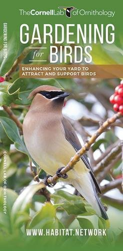 Gardening for Birds: Enhancing Your Yard to Attract and Support Birds (All About Birds Pocket Guide Series)