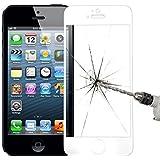 Often™ Film protection iPhone 5/5S/5C, Protecteur en verre trempé coloré d'écran pour iPhone 5 5S 5C