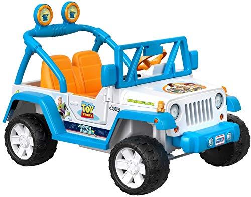 Power Wheels DisneyPixar Toy