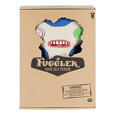 Spin Master Fuggler Funny Ugly Monster Deluxe Stuffed Animal 12