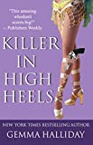 Front cover for the book Killer in High Heels by Gemma Halliday