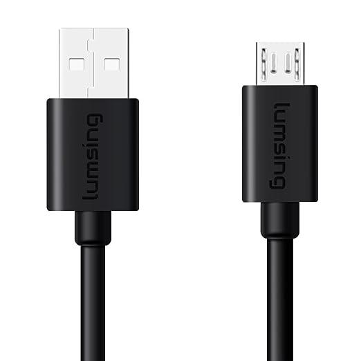 150 opinioni per Lumsing® Micro USB 2.0 di ricarica rapida