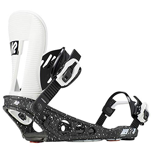 2019 K2 Lineup Mens White/Black Medium Snowboard Bindings, used for sale  Delivered anywhere in Canada