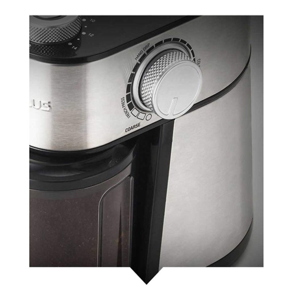 BEANPLUS BCG-200 Flat Burr Electric Coffee Grinder Coffee Bean Grinding Mill 220V by [BEANPLUSOEM] (Image #7)