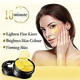 Fanmin 24k Gold Eye Mask,Under Eye