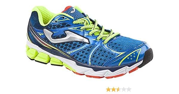JOMA Victory, Zapatillas de Running para Hombre, Azul (Royal-Fluor ...