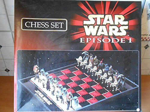 star wars chess board game - 4
